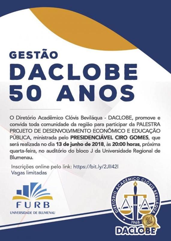 16b5a5e1c94 A palestra é gratuita.