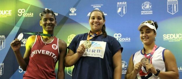 c6f9d8e17f694 Neste final de semana, em Goiânia, os atletas/estudantes da FURB arrasaram  na 65ª edição dos Jogos Universitários Brasileiros, a maior competição ...