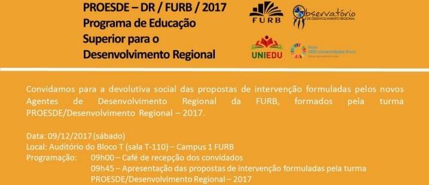 64a3a6a973 06 12 2017 - Agentes do DR apresentam propostas no sábado
