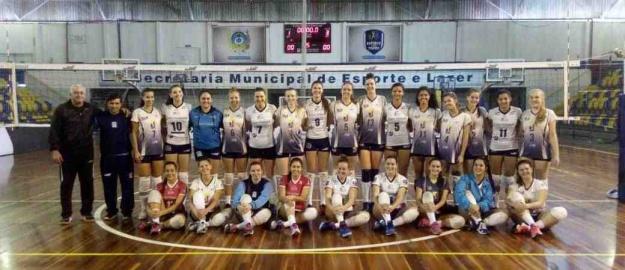 21 05 2018 - Equipe adulta de vôlei participa de jogos amistosos 428e166510be7
