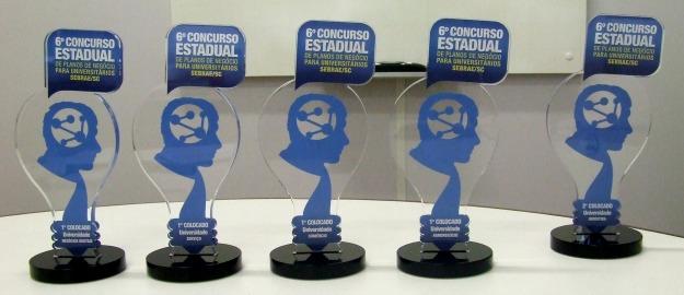 bd60f170a3fb2 A FURB foi a grande vencedora do 6º Concurso Estadual de Planos de Negócios  para Universitários do Serviço Brasileiro de Apoio às Micro e Pequenas  Empresas ...
