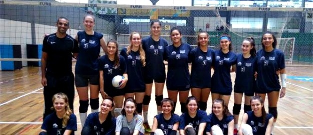 Nesta semana a equipe do Bluvôlei (FURB FMD) realizará sua estréia no  Campeonato Estadual Infantil Feminino 46c33cb7dfa1f